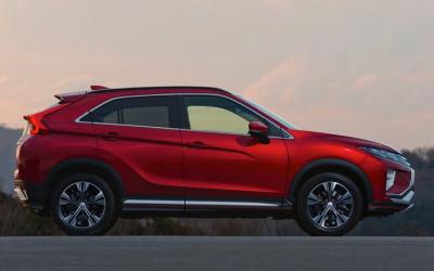 Новый Mitsubishi Eclipse Cross: стали известны цены для России и дата начала продаж