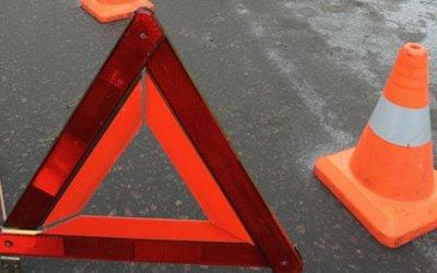 В Сосногорском районе в массовом ДТП погиб человек
