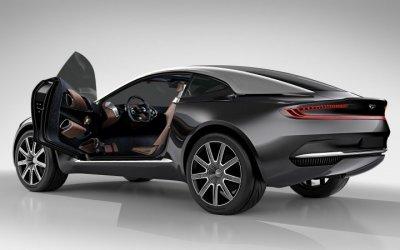 Aston Martin выпустит кроссовер с цыганским названием