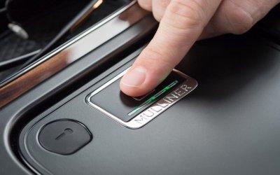 В Bentley Bentayga вмонтируют сейф, который открывается пальцем