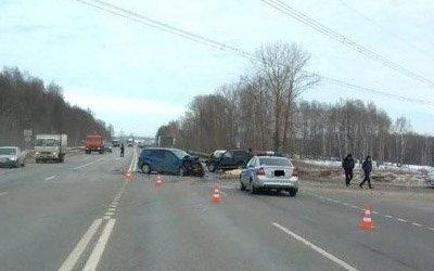 Водитель «Нивы» погиб в ДТП в Выгоничском районе