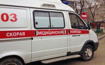 В Казани на переходе сбили ребенка