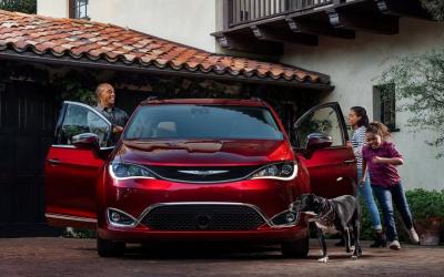 Новый Chrysler Pacifica-познакомьтесь с ним!