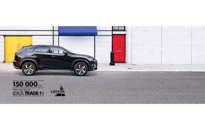 Lexus NX – самовыражение как искусство