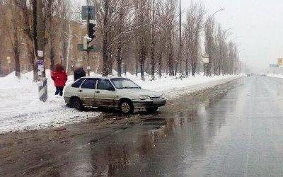 В Тольятти водитель ВАЗа сбил пенсионерку