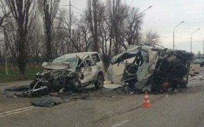 Два человека погибли в ДТП под Новокубанском