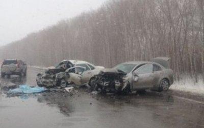 Три человека погибли в ДТП на трассе Заринск – Барнаул