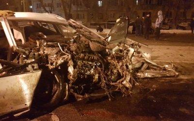 Четыре человека погибли в ДТП в Челябинске