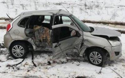 Четыре человека пострадали в ДТП в Ленинском районе Волгоградской области