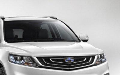 Geely запустит производство новых седана и кроссовера на заводе в Беларуси