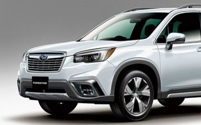 В Subaru рассекретили дизайн новой версии кроссовера Forester