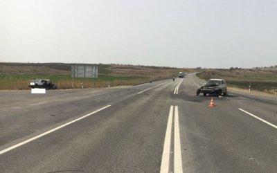 Женщина погибла в ДТП на Ставрополье