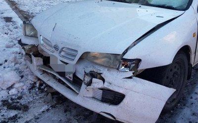 В Благовещенске пьяный водитель сбежал с места ДТП
