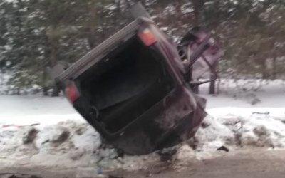 Два человека погибли в ДТП на трассе Тамбов-Пенза в Рассказовском районе