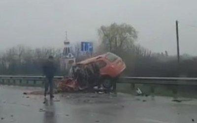 В ДТП под Краснодаром погиб человек