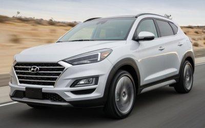 Новый кроссовер Hyundai Tucson появится в России уже осенью