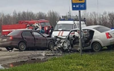 Водитель иномарки погиб в ДТП в Тихорецке