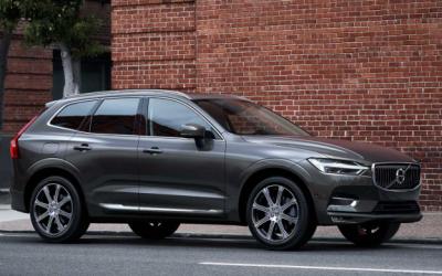 Volvo XC60 получил в Нью-Йорке приз как