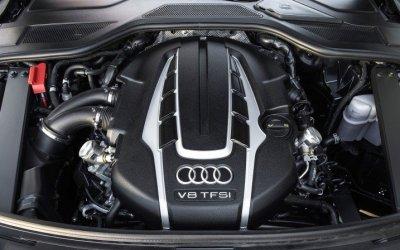 Российские версии Audi A8 могут получить сразу несколько новых двигателей