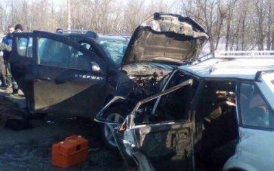 Три человека погибли в ДТП в Марксовском районе
