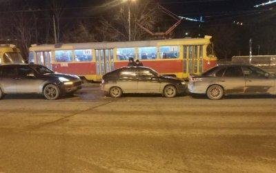 Ребенок пострадал в ДТП в Екатеринбурге