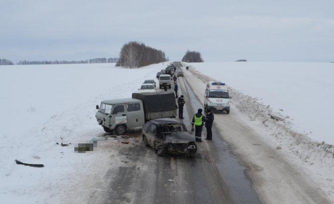 23-летний водитель погиб в ДТП в Башкирии (3)
