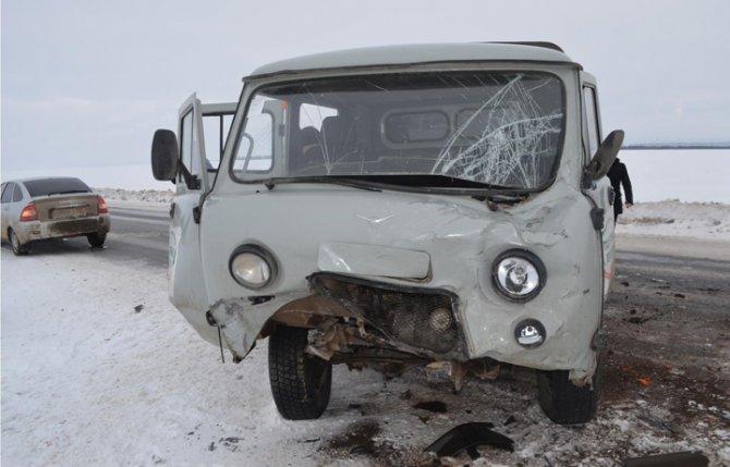 23-летний водитель погиб в ДТП в Башкирии (1)
