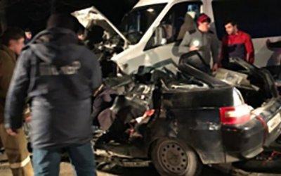 Четыре человека погибли в ДТП в Кабардино-Балкарии
