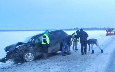 Женщина-водитель погибла в ДТП в Краснокамском районе