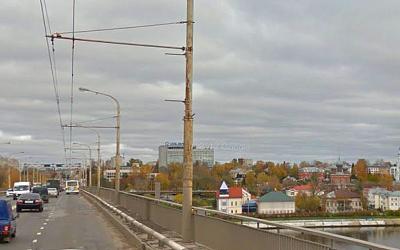Ремонт моста через Волгу разделил Кострому на две части без возможности перехода