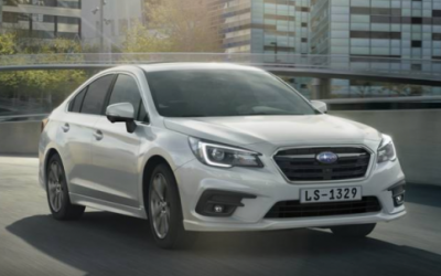 Subaru Legacy возвращается на российский рынок: стали известны сроки и цены