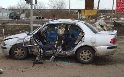 Три человека пострадали в ДТП в Орле