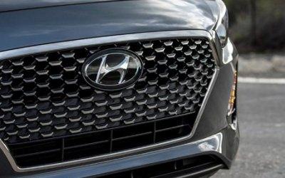 Новый полноразмерный кроссовер от Hyundai может получить название Palisade