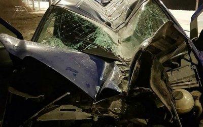 Семь человек, включая детей, пострадали в ДТП под Курском