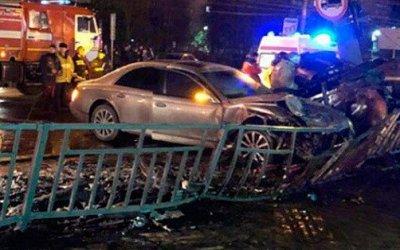 Женщина погибла в ДТП в Дзержинске