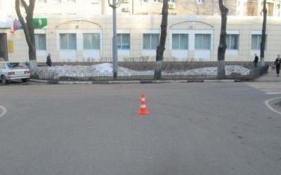 В Ярославле водитель иномарки сбил женщину и скрылся