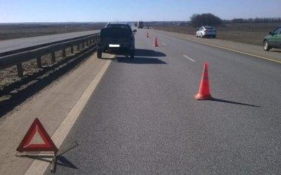 На трассе «Дон» в ДТП погиб пешеход