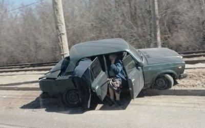 Пассажирка ВАЗа пострадала в ДТП в Волгограде
