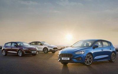 Новый Ford Focus наконец-то показан полностью
