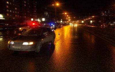 В Ижевске насмерть сбили 17-летнего пешехода