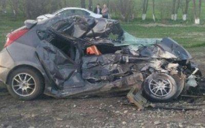 Водитель иномарки погиб в ДТП на Ставрополье