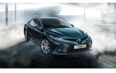 Новое поколение Toyota Camry – берите от жизни только самое лучшее