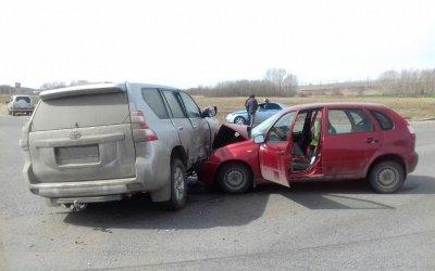 Годовалая девочка погибла в ДТП в Башкирии