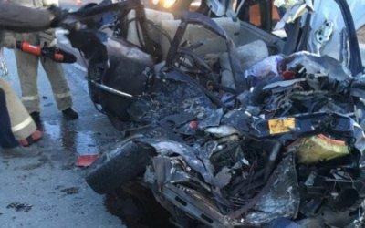 Две молодые женщины погибли в ДТП в Шемуршинском районе Чувашии