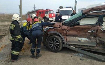 Два человека погибли в ДТП с грузовиком в Тульской области