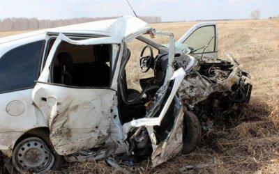 Двое взрослых и ребенок погибли в ДТП в Увельском районе
