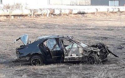 В Барнауле в ДТП погибли два человека