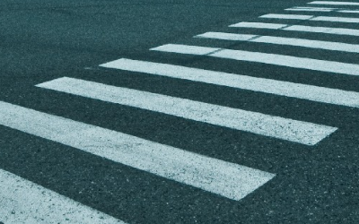 Женщина на иномарке сбила девочку на переходе в Казани