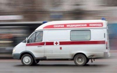 На юге Москвы в ДТП со «скорой» пострадал человек