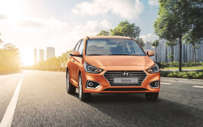 Эксклюзивное предложение на новый Hyundai Solaris
